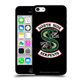 Head Case Designs Ufficiale Riverdale South Side Serpents Arte Grafica Cover Dura per Parte Posteriore Compatibile con Apple iPhone 5c