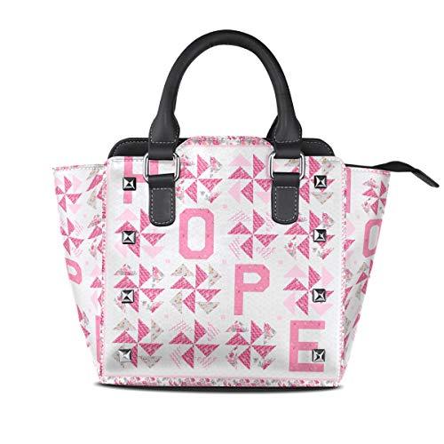 DEZIRO Hope Handtasche mit Steppmuster für den täglichen Gebrauch