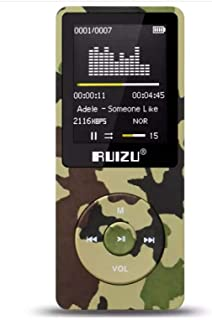 Ruizu MP3 Player 8 GB - X02