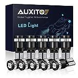 AUXITO 194 LED Light Bulb, Ultra Blue 168...