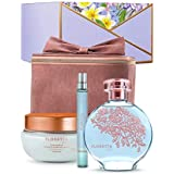 Floratta Blue Gift Set by O Boticario | Long Lasting Perfume & Scented Hand Cream | Fresh Smelling Floral Perfumes for Women