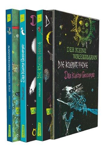 Die kleine Hexe, Das kleine Gespenst, Der kleine Wassermann (3 Bände im Schuber)