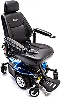 Pride Mobility - Jazzy Air - Elevated Power Chair - Sapphire Blue