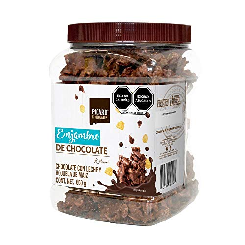 fue niña chocolates fabricante Picard Chocolates