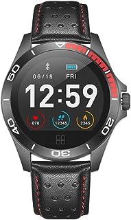 LILY Reloj Inteligente, 1,22 Pulgadas IP67 Resistente Al Agua Reloj, El Paso De La Frecuencia Cardíaca Natación Deportiva Multi-Función De Reloj Magnético De Carga De Bluetooth 4.0 Reloj Inteligente