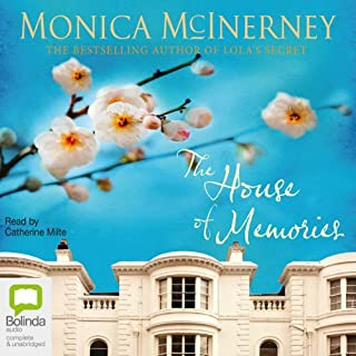 House of Memories                   By:                                                                                                                                 Monica McInerney                               Narrated by:                                                                                                                                 Catherine Milte                      Length: 12 hrs and 24 mins     22 ratings     Overall 4.5