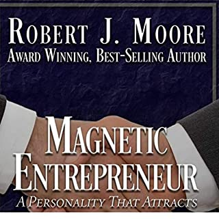 Magnetic Entrepreneur cover art