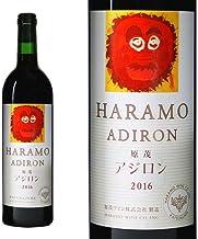 山梨ワイン 赤 ライトボディ アジロンダック 原茂ワイン ハラモアジロン