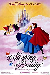 Sleeping Beauty POSTER Movie (27 x 40 Inches - 69cm x 102cm) (1959) (Style E)