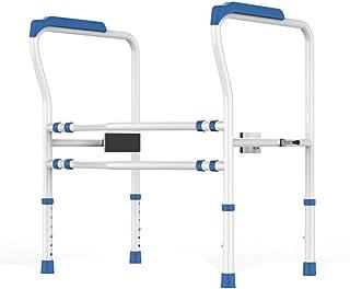 Handrail Toilet Armrest/Toilet Power Armrest/Adjustable Punch-Free/Anti-Slip/Anti-Fall/Suitable for Toilet Elderly Disabled Children