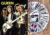 Queen Kartenspielen (Poker Deck 54 Karten alle verschieden)