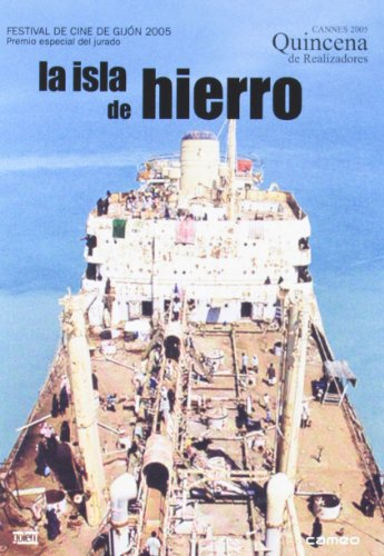 La isla de hierro (Jazireh ahani) [DVD]