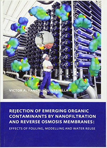 Rejection of Emerging Organic Contaminants by Nanofiltration and Reverse Osmosis Membranes: Effects of Fouling, Modelling and Water Reuse