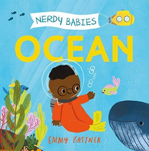 Nerdy Babies Ocean Nerdy Babies 1 product image