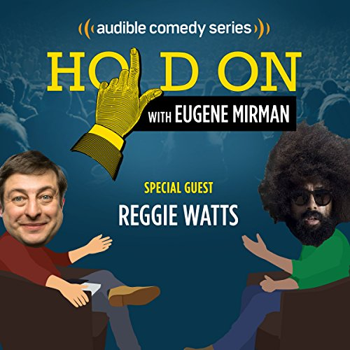 Reggie Watts Goes Beyond the Beaded Curtain cover art