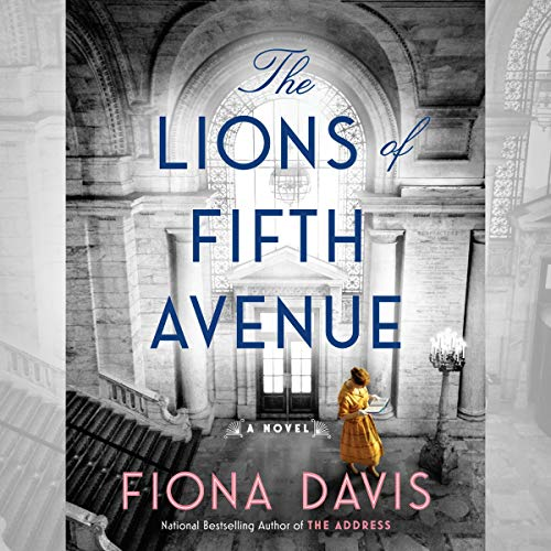 The Lions of Fifth Avenue cover art