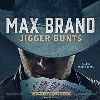 Jigger Bunts audiobook cover art