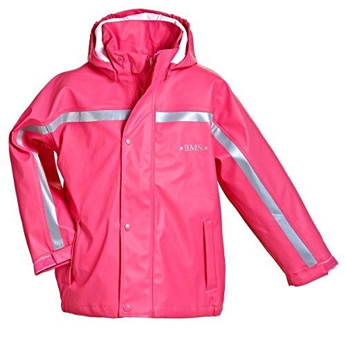BMS Softskin Buddeljacke, Pink, Größe 116