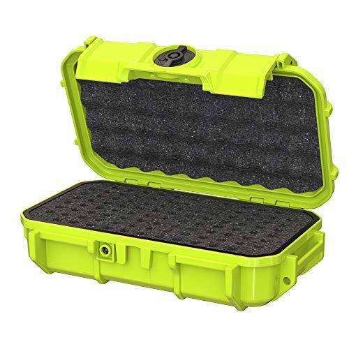 Seahorse Protective Equipment Cases 56B100 Ammo Micro Case, Yellow