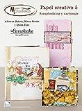 Papel Creativo 5 manos maravillosas: Scrapbooking y cartonaje por Carrotcake