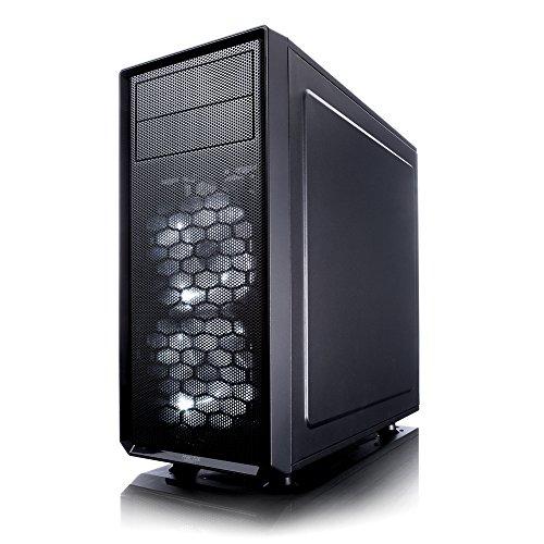 Adamant Custom 4X-Core Gaming Desktop Computer AMD Ryzen 5 1500X 3.5Ghz 8Gb DDR4 500Gb SSD 600W PSU GeForce RTX 2060 6Gb