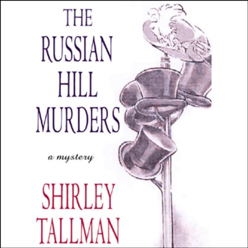 The Russian Hill Murders audiobook cover art