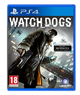 Watch Dogs (PS4) (B00BF6D62W) | Amazon price tracker / tracking, Amazon price history charts, Amazon price watches, Amazon price drop alerts