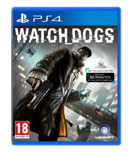 Watch Dogs - PlayStation 4 [Edizione: Regno Unito]