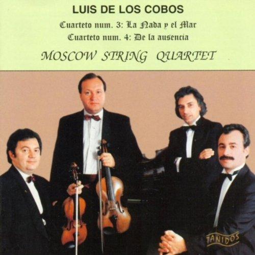 Luis de Los Cobos: Cuarteto Nº 3