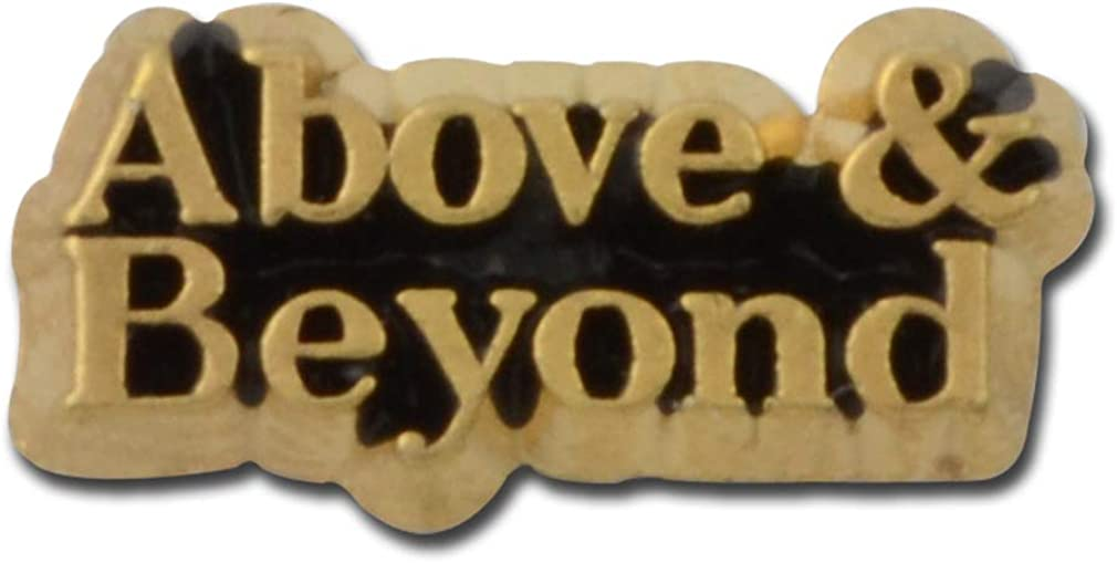 StockPins Above and Beyond Lapel Pin