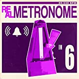 Metronome - 120 bpm (In 6) [Loopable]