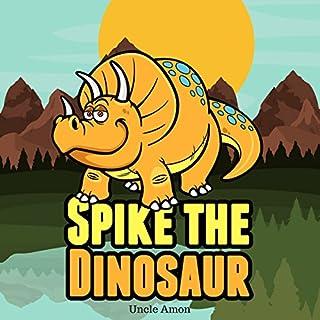 Spike the Dinosaur cover art