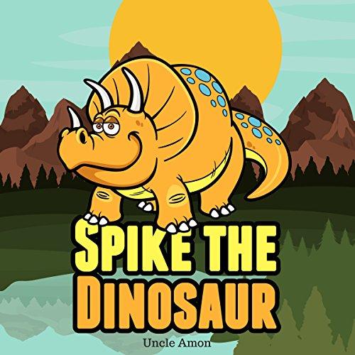 Bargain Audio Book - Spike the Dinosaur