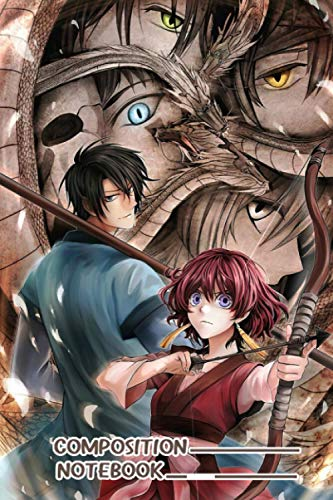 Akatsuki No Yona Yona Of The Dawn Notebook: (110 Pages, Lined, 6 x 9)