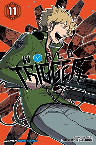 World Trigger Volume 11