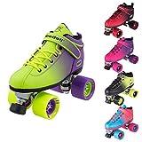 Riedell Skates - Dart Ombré - Quad Roller Speed Skate