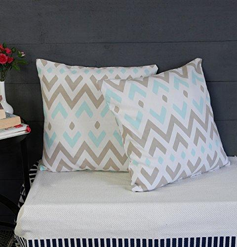 San Valentino regalo, Decorativo del cuscino di tiro cuscini per divano Set di 2 casi 100% cotone disegni Accessori Home Basic Biancheria da letto