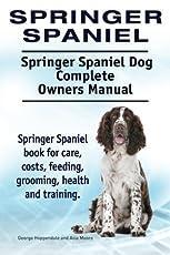 Image of Springer Spaniel Springer. Brand catalog list of Imb Publishing Springer S.