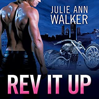 Rev It Up     Black Knights Inc., Book 3              By:                                                                                                                                 Julie Ann Walker                               Narrated by:                                                                                                                                 Abby Craden                      Length: 8 hrs and 52 mins     72 ratings     Overall 4.5