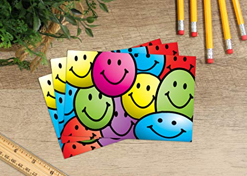 Teacher Created Resources Smiley Faces Postcards (1965) Photo #4
