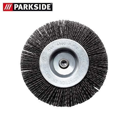 1 Kunststoff Fugenbürste (schmal), zum Entfernen von Unkraut, passend für Parkside Universalbürste PUB 500 A1 - LIDL IAN 308713