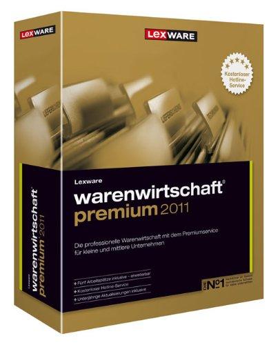 Lexware Warenwirtschaft Premium 2011 (Version 11.00)