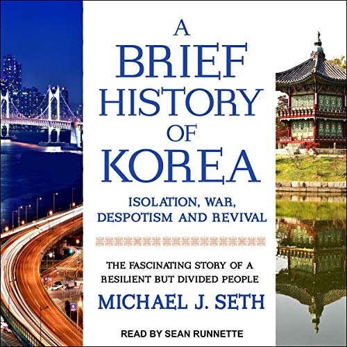 A Brief History of Korea Titelbild