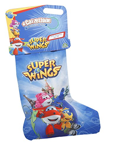 Super Wings CAU00000 - Gioco Calzettone 2017