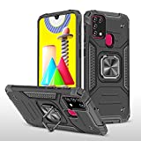 SORAKA Case for Samsung Galaxy M21/M31/M30s with Metal Ring