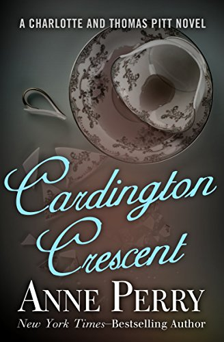 Cardington Crescent by Anne Perry ebook deal