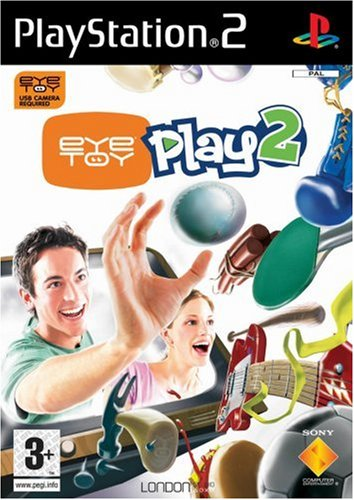 Eye toy play 2 [PlayStation2] [Importado de Francia]