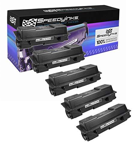 Speedy Inks Compatible Toner Cartridge Replacement for Kyocera-Mita Black TK-1142 (Black, 5-Pack)