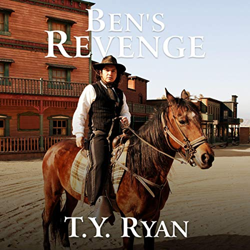 Ben's Revenge Audiobook By T.Y. Ryan cover art