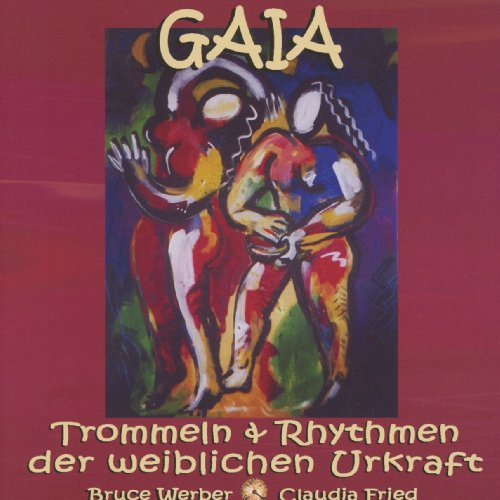 Gaia-Trommel der Weiblichen Urkraft